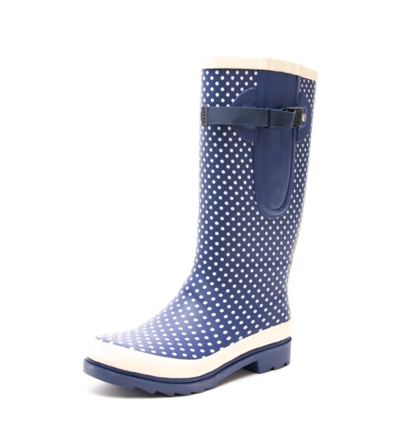 Blue Pokla By The Wide Welly Company