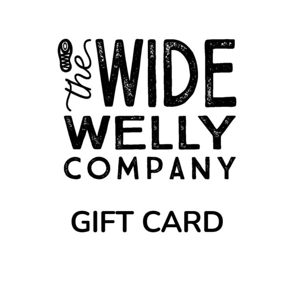 """"""" £50 Gift Card from The Wide Welly Company"""""""